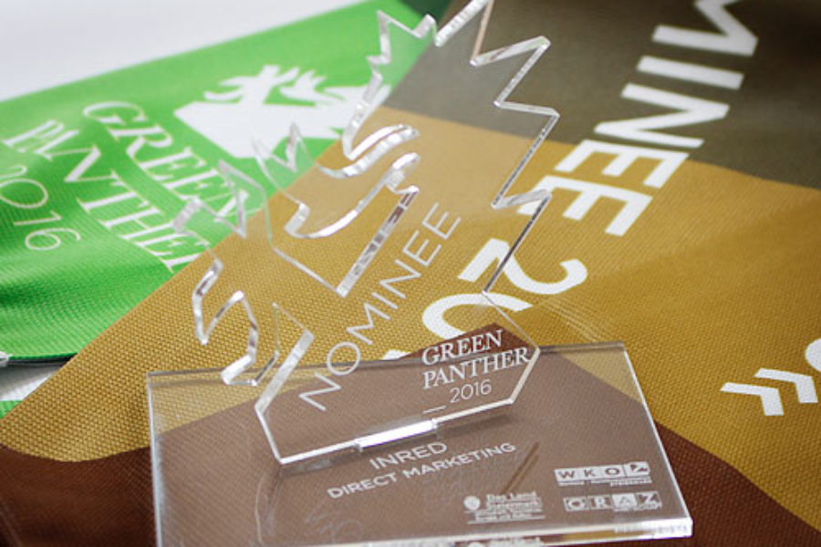 GREEN PANTHER NOMINIERUNG 2016